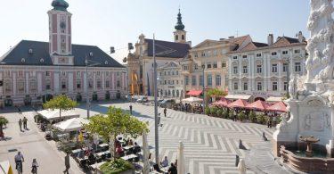 مدينة سانت بولتن النمسا