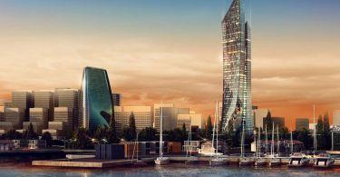 مدن اذربيجان السياحية