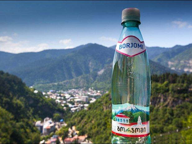 مياه بورجومي