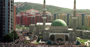 مساجد البوسنة