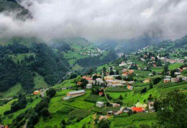 قرى الريف التركي