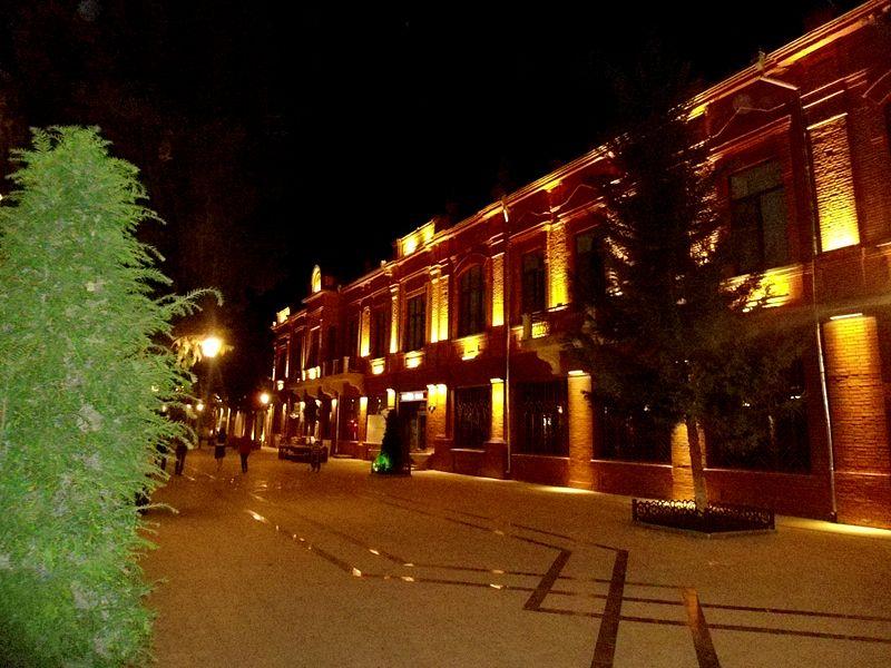 Javad Khan Street