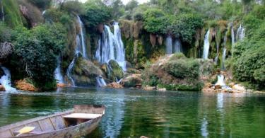 شلالات البوسنة