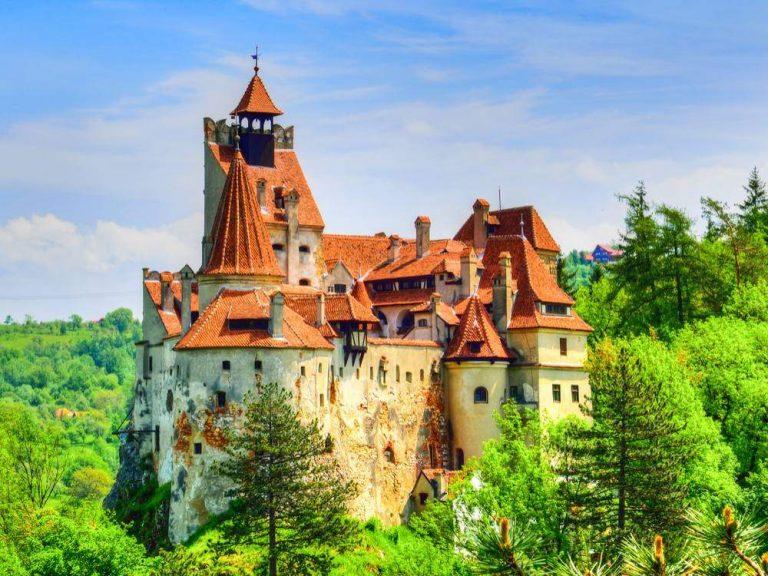 السفر الى رومانيا