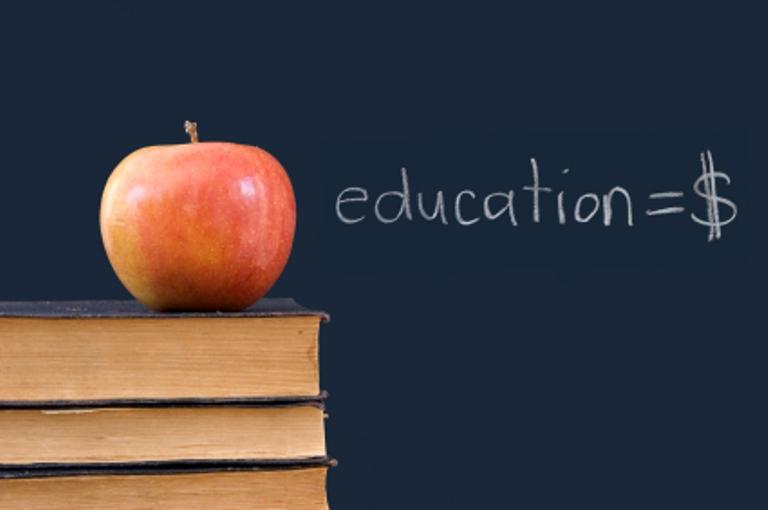 تكلفة التعليم