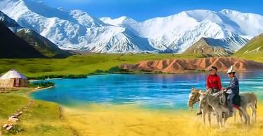 قيرغزستان
