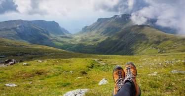 جبال رومانيا