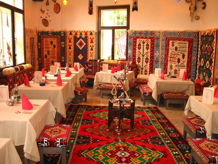 Turska restavracija