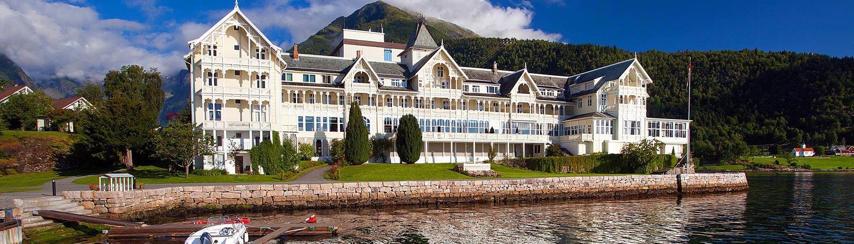 فنادق النرويج