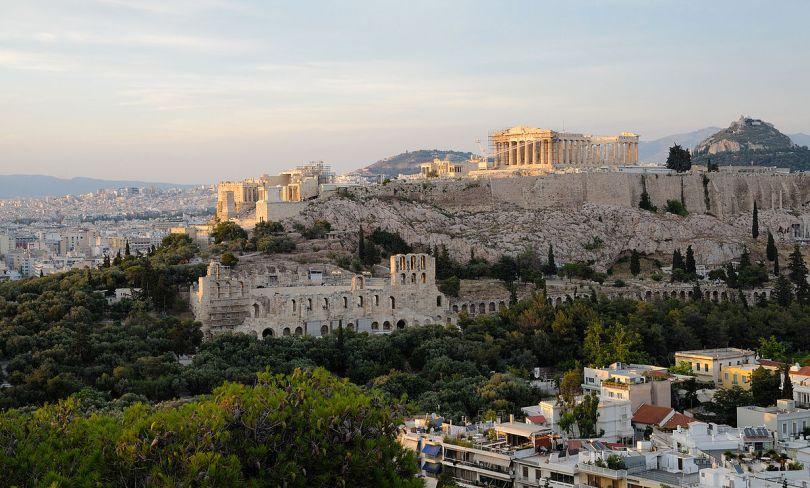 معالم اثينا