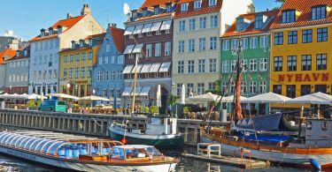 السفر الى الدنمارك