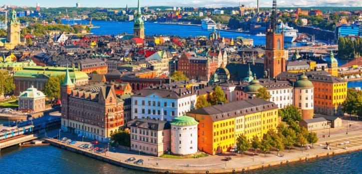 مدن الدنمارك