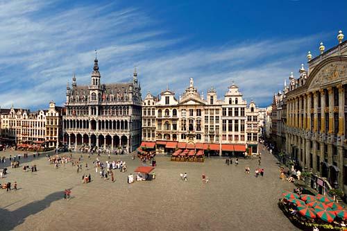 معلومات عن بلجيكا