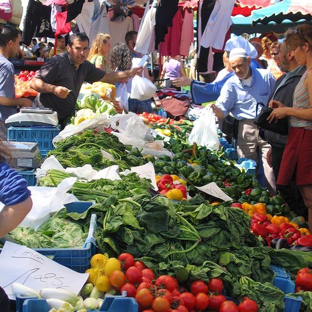 Market of Gironde du Midi