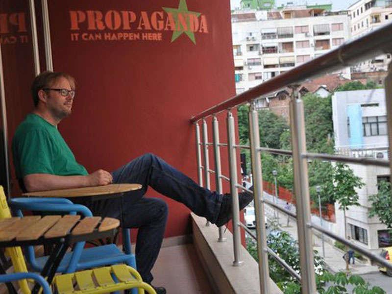 Propaganda Hostel
