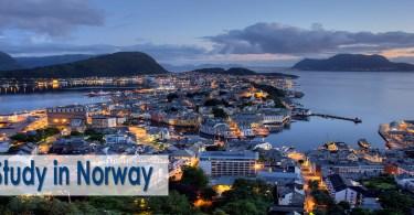 الدراسة في النرويج