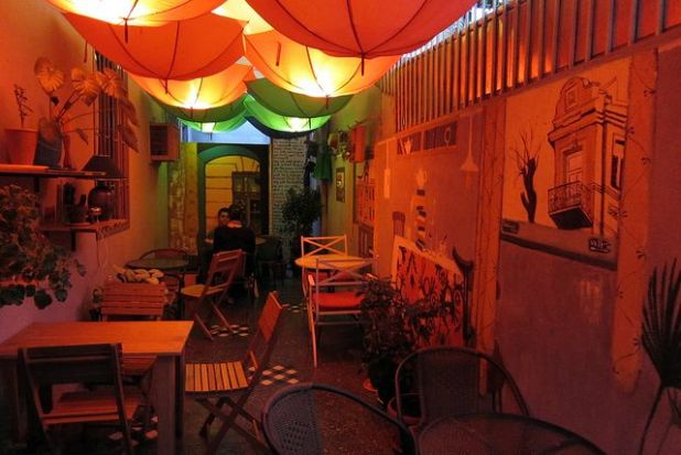 مطاعم تبليسي