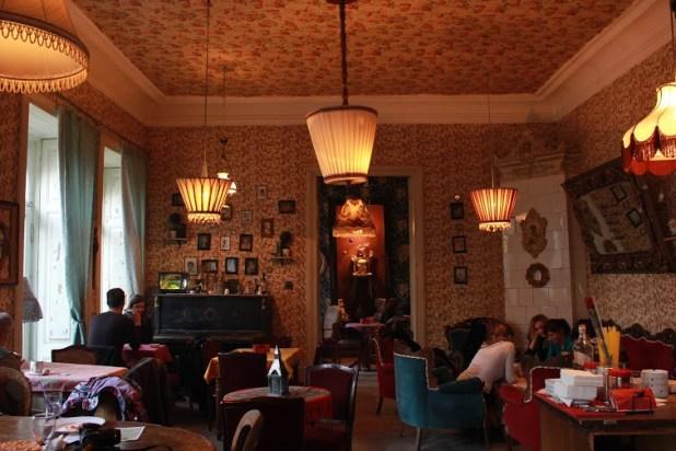 المطاعم في تبليسي