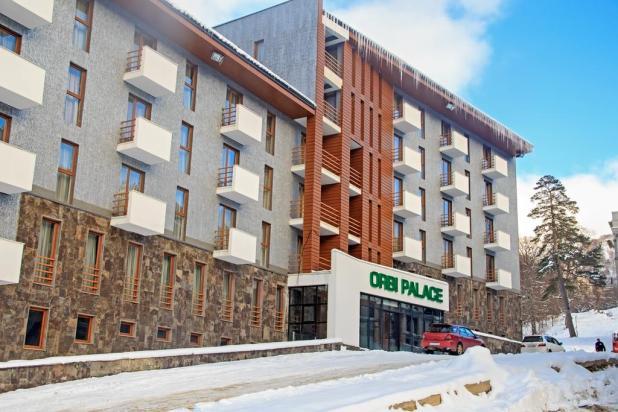 الفنادق في بورجومي