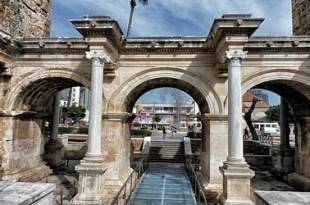 مدينة انطاليا التركية