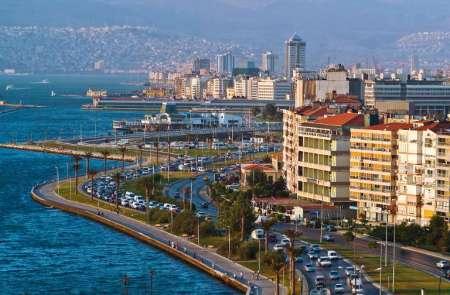 مدينة ازمير التركية