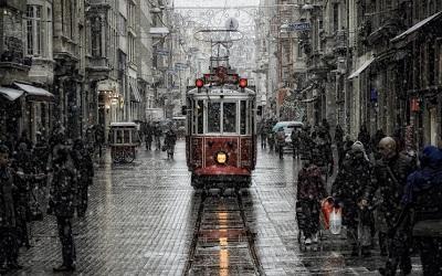 مدينة تقسيم تركيا