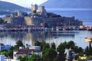 مدينة بودروم تركيا