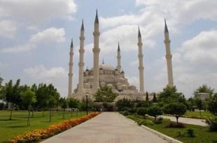 السياحة في مدينة أضنة تركيا