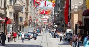 شارع الاستقلال اسطنبول