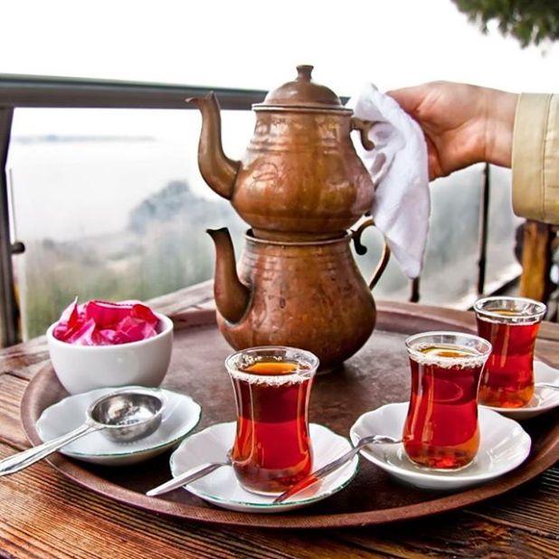 المشروبات التركية