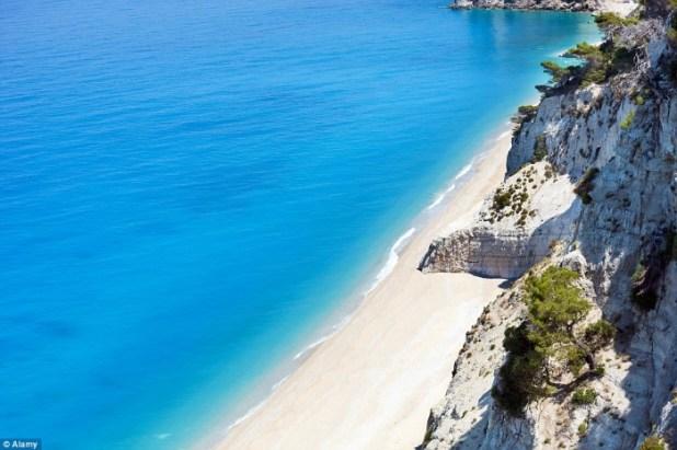 ساحل البحر الابيض المتوسط