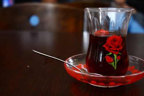 معلومات عن الشاي التركي