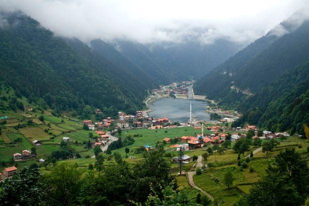 قرية أوزنغول