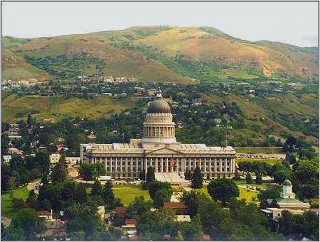 Utah Capitol, dlmark photo