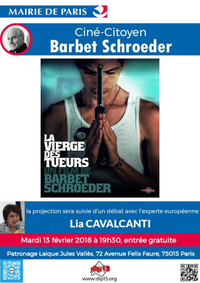 Barbet Schroeder Lia Cavalcanti