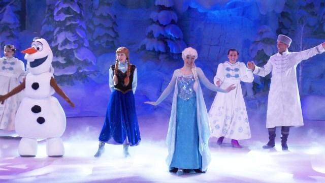 Disneyland Paris Frozen Summer Fun videos