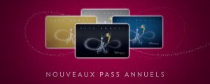 Passeport annuel Disneyland Paris