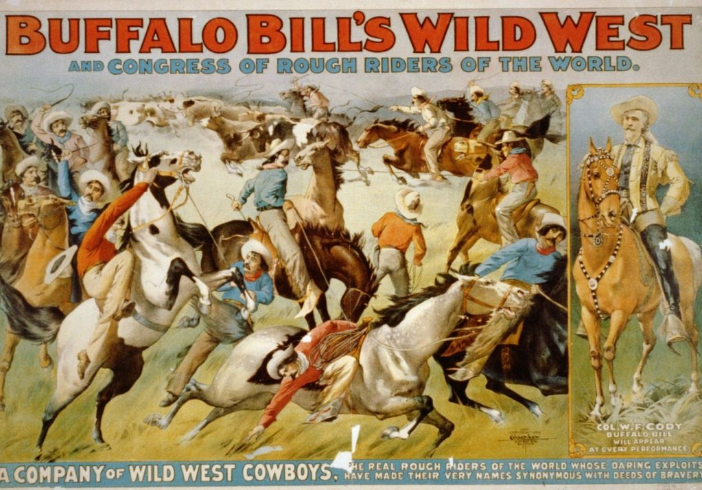 la légende de buffalo bill