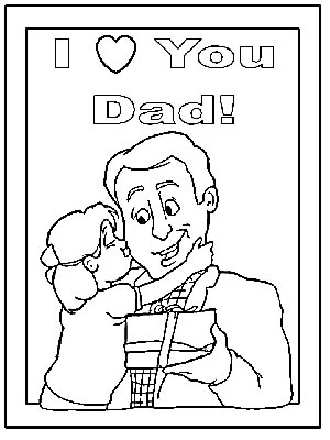 dltk kids coloring pages father s day coloring pages and tracer