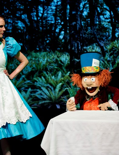 DLUX Ent Mad Hatter Derek and Alice