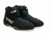 Kartschuhe Speed Racewear schwarz