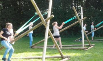 Katapult bouwen