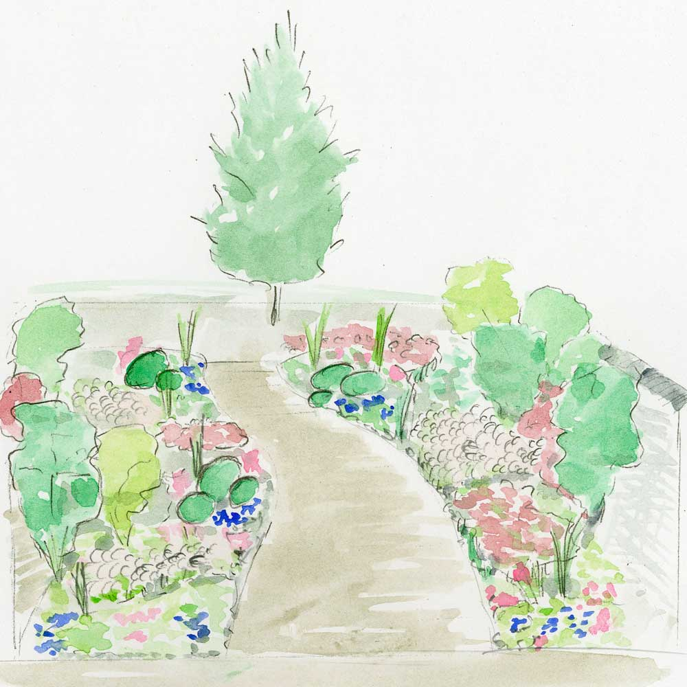 Nos Experts Draw Me A Garden