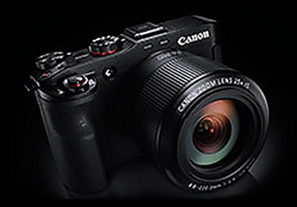 Canon PowerSHot G3X リーク画像