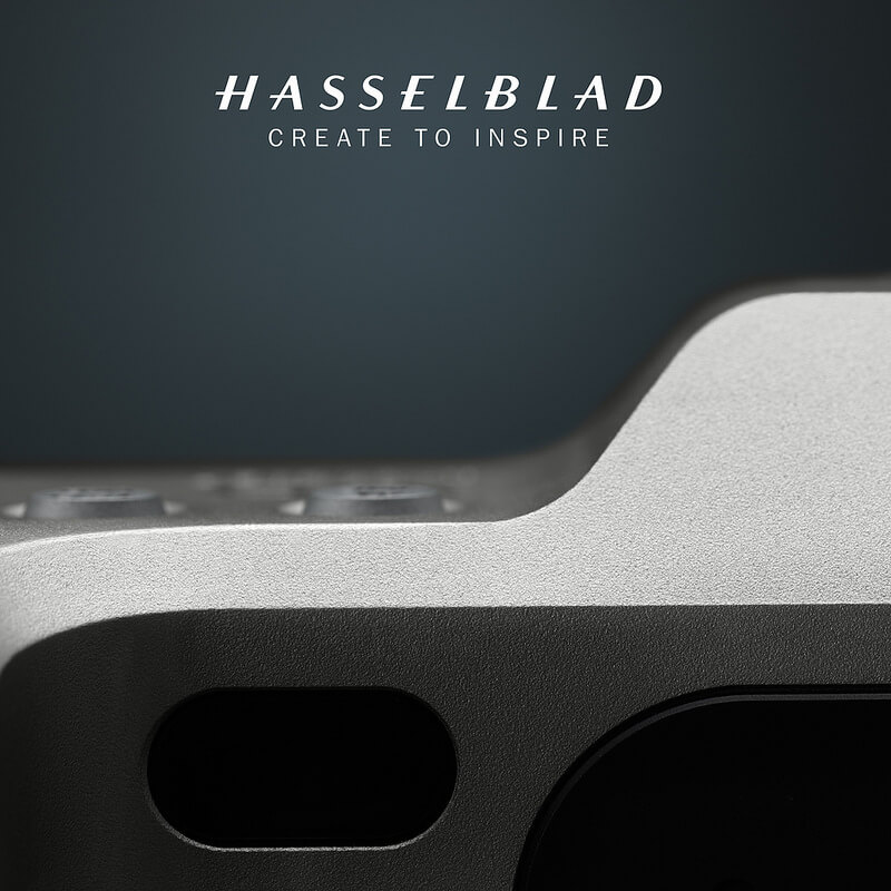 Hasselblad announcement