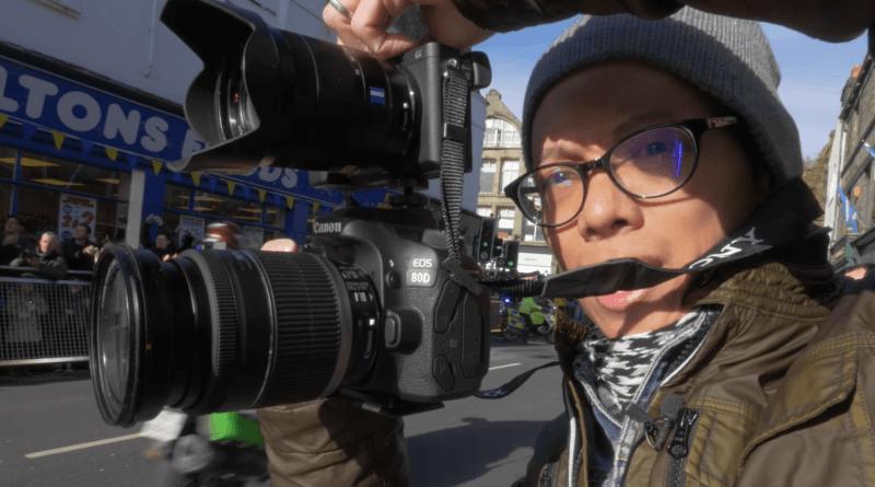 DegitaiRev TV Canon EOS 80D .v.s. SONY α6300