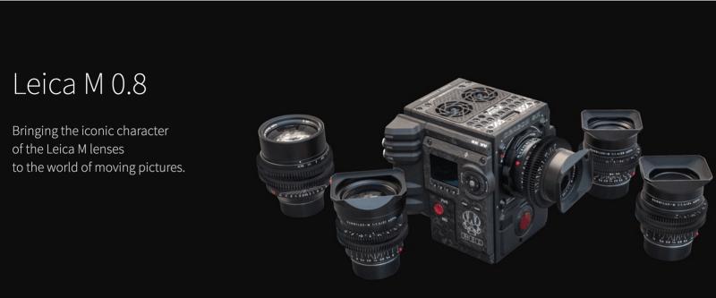 CW Sonderoptic Leica M 0.8