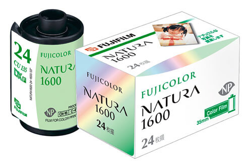 FUJIFILM フジカラー NATURA 1600