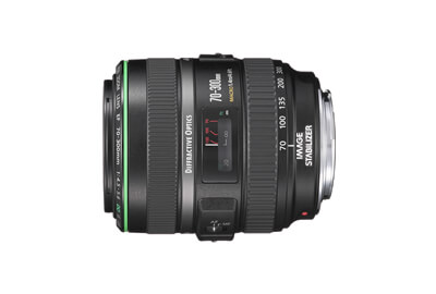 Canon EF70-300mm F4.5-5.6 DO IS USM
