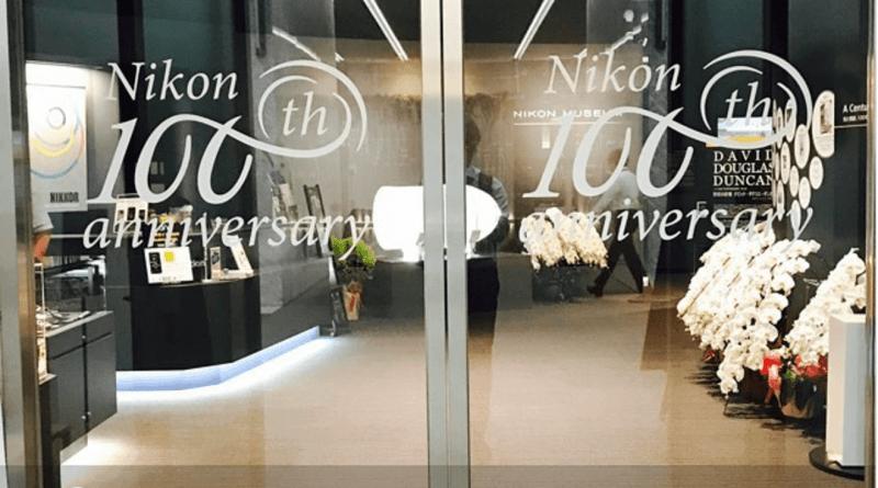 Nikon 100th